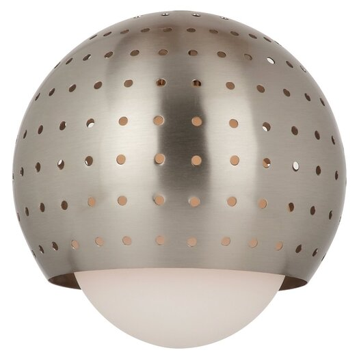 """Sea Gull Lighting 4.56"""" Glass Round Pendant Shade"""