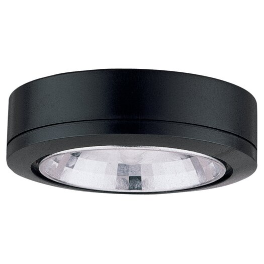 Sea Gull Lighting Ambiance Fluroescent Under Cabinet Puck Light