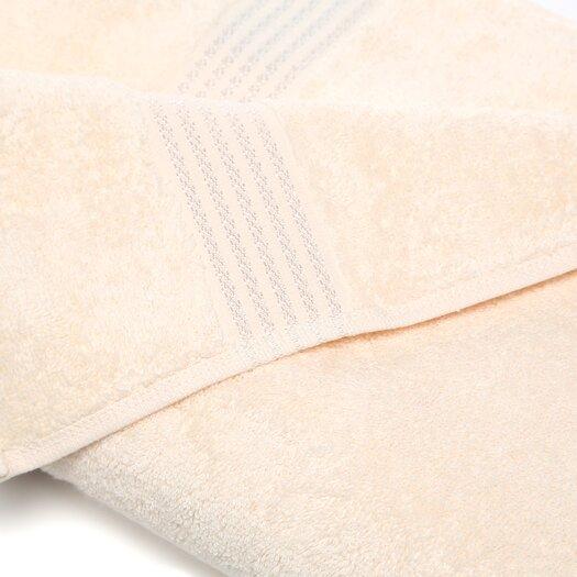 Simple Luxury Superior Egyptian Cotton 3 Piece Towel Set