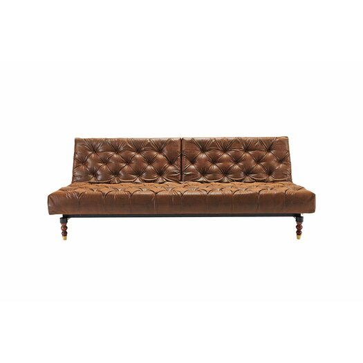 Old School Chesterfield Sleeper Sofa