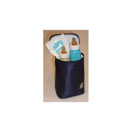 J.L. Childress Tall TwoCOOL 2-Bottle Cooler Bag