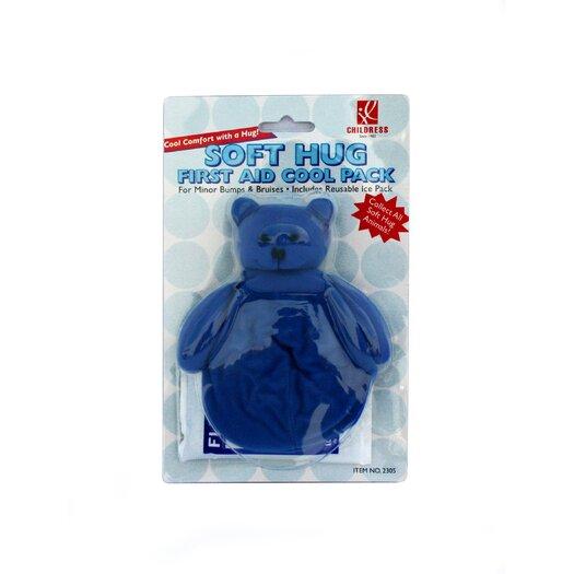 J.L. Childress Soft Hug First Aid Cool Pack