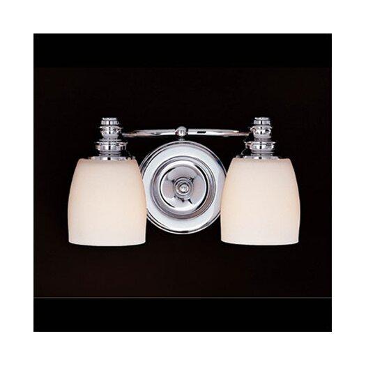 Feiss Bentley 2 Light Vanity Light