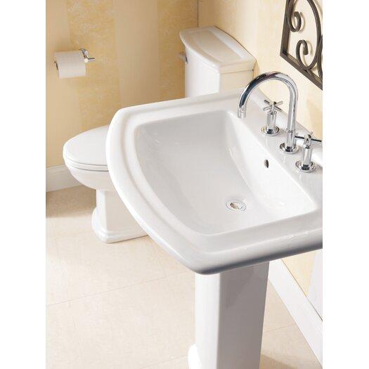 Barclay Washington 550 Pedestal Bathroom Sink