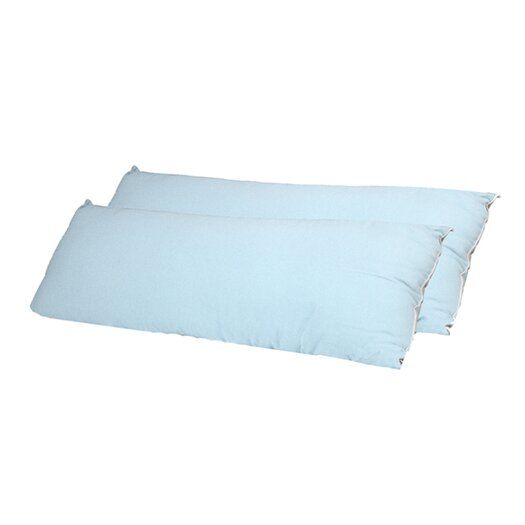 Serta Perfect Sleeper Flannel Body Pillow