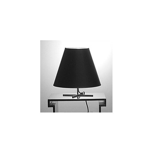 "Designfenzider Lamp 12"" H Table Lamp with Empire Shade"