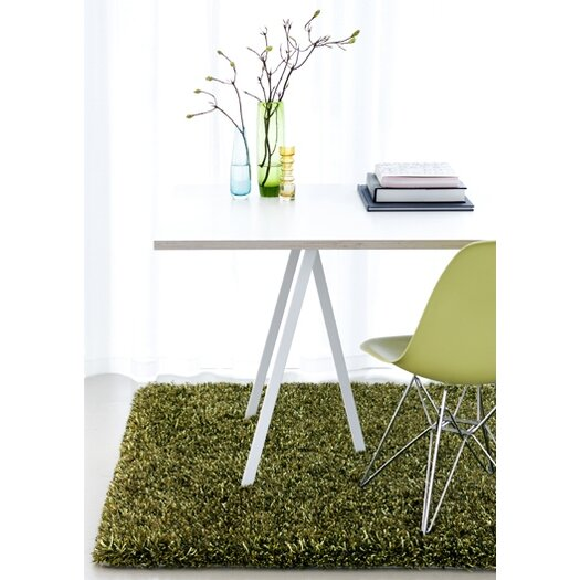 Linie Design Ronaldo Lime Green Area Rug