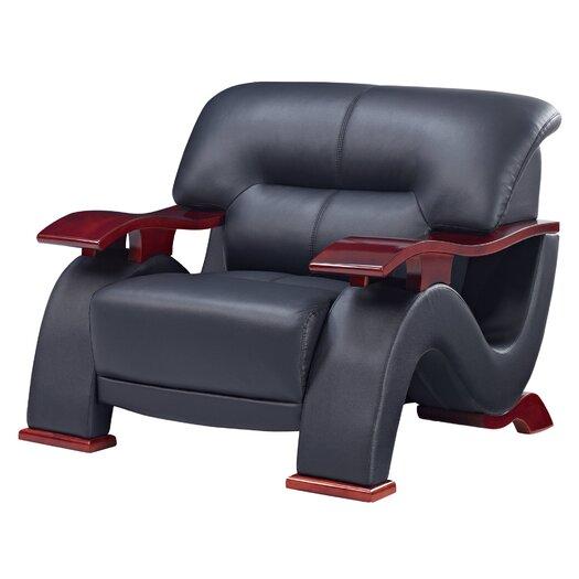 Global Furniture USA Leather Chair