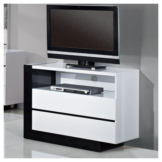 Global Furniture USA Trinity 2 Drawer Media Chest