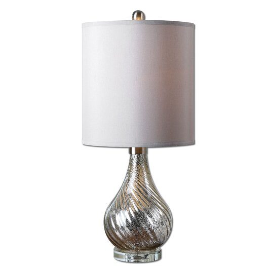 """Uttermost Girona 31.5"""" H Table Lamp with Drum Shade"""