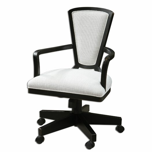 Uttermost Exavier Modern Desk Chair