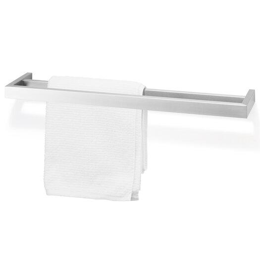 "ZACK Linea 24.21"" Wall Mounting Double Towel Bar"