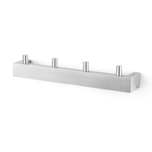 ZACK Bathroom Accessories Wall Mounted Linea Towel Hook