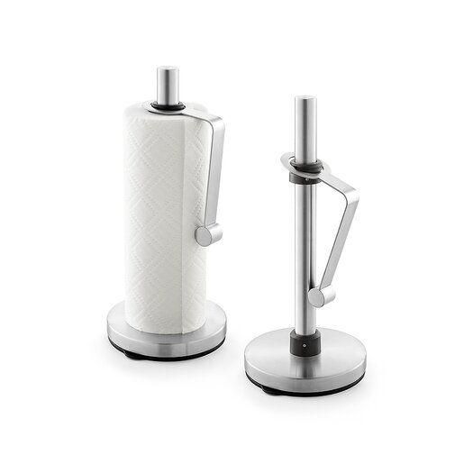 Nomo Kitchen Roll Holder with Vacuum Base