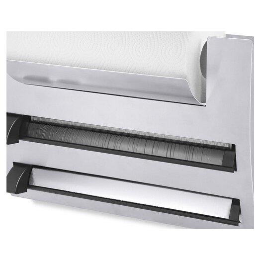 ZACK Combo Multi Kitchen Roll Holder