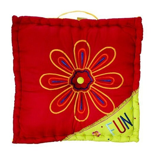 Bacati Sunshine Floor Pillow