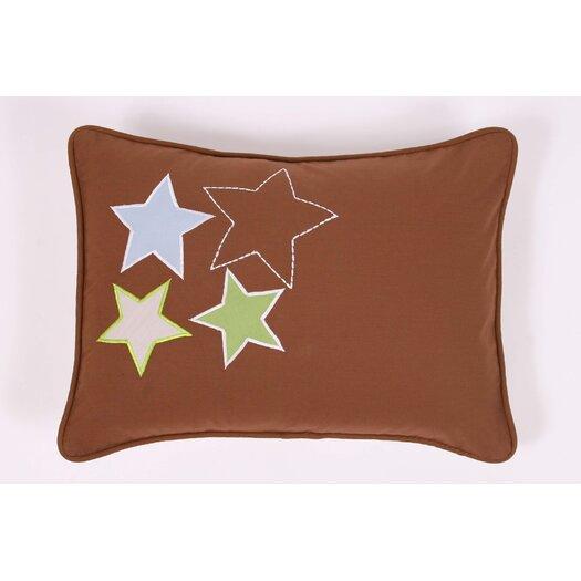 Bacati Camo Air Decorative Pillow
