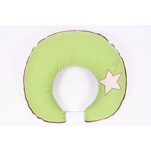 Bacati Camo Air Nursing Pillow Cover