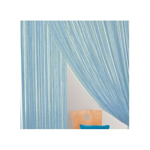 Bacati String Curtain Panel