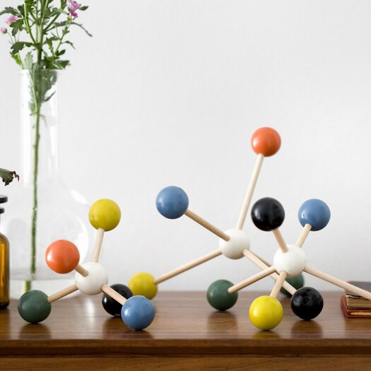 ferm LIVING Molecule Building Set