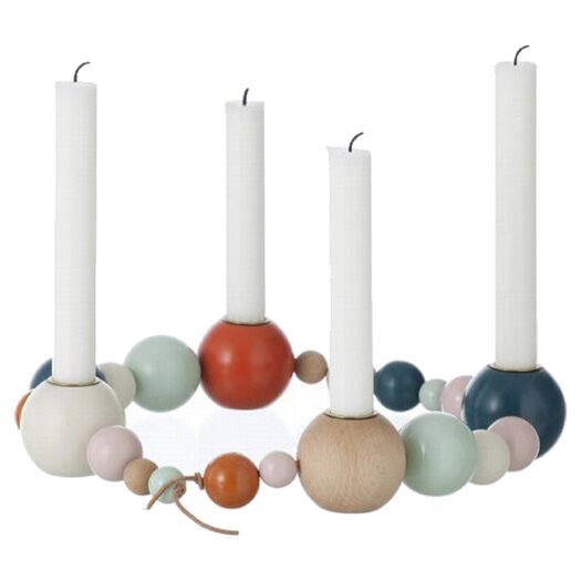 ferm LIVING String Candleholder