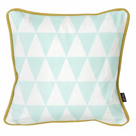 ferm LIVING Little Geometry Organic Cotton Cushion