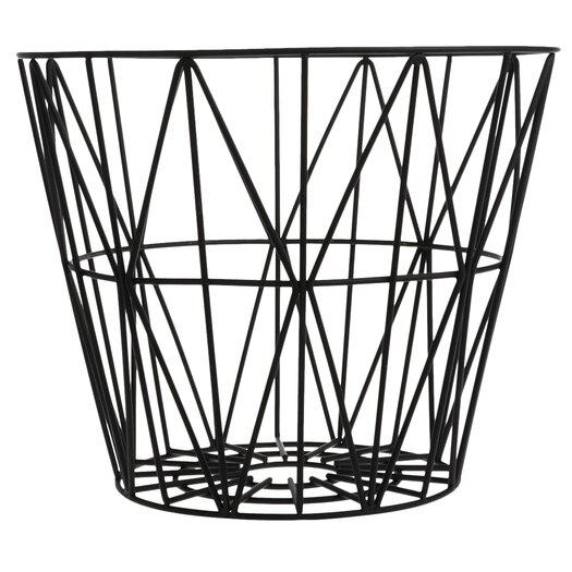 ferm LIVING Iron Wire Basket