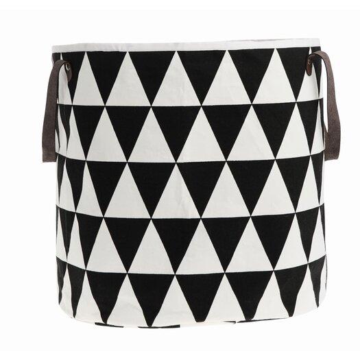 ferm LIVING Triangle Laundry Basket