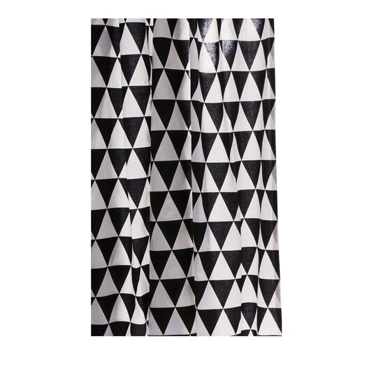 ferm LIVING Triangle Shower Curtain