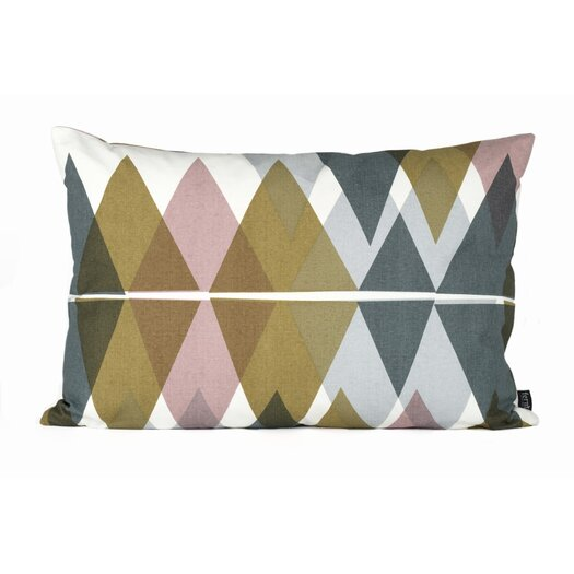 ferm LIVING Mountain Lake Organic Cotton Accent Pillow