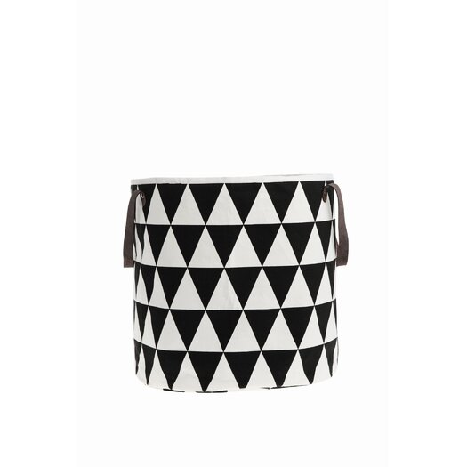 ferm LIVING Triangle Laundry Basket