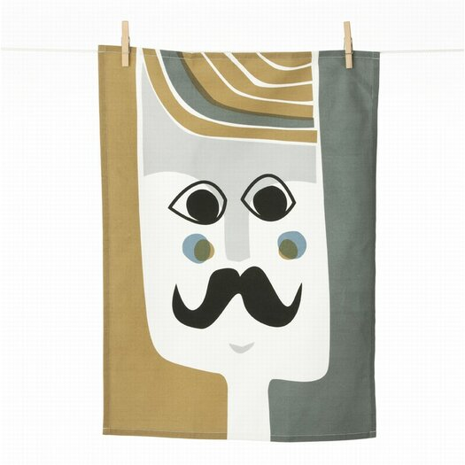 ferm LIVING Mr. Tea Towel