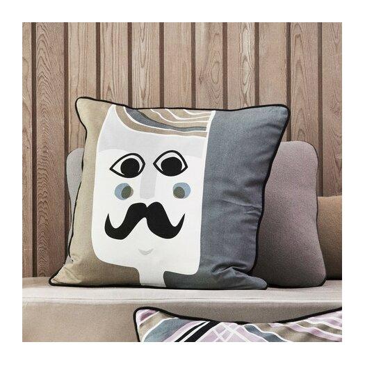 ferm LIVING Mr. Cushion Silk Accent Pillow