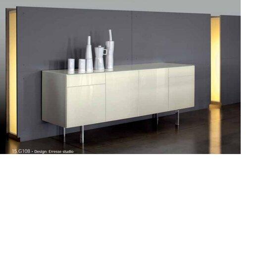 "Bontempi Casa Aly 70.9"" Storage Cabinet"