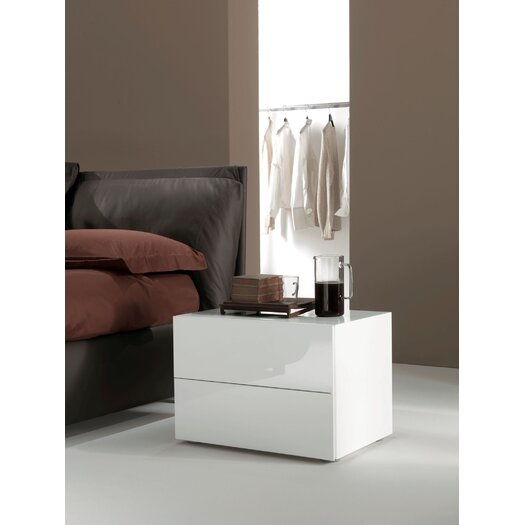 Bontempi Casa Lux 2 Drawer Chest