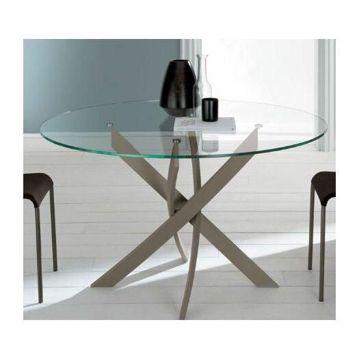 "Bontempi Casa Barone Dining Table 59"""