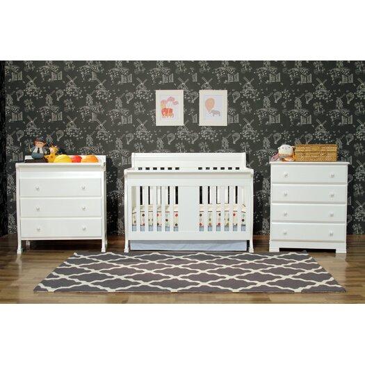 DaVinci Porter 3 Drawer Changer Dresser