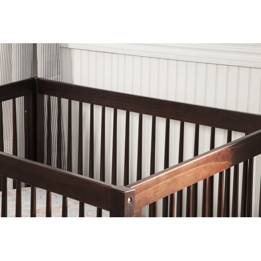 DaVinci Highland 4-in-1 Convertible Crib with Toddler Bed