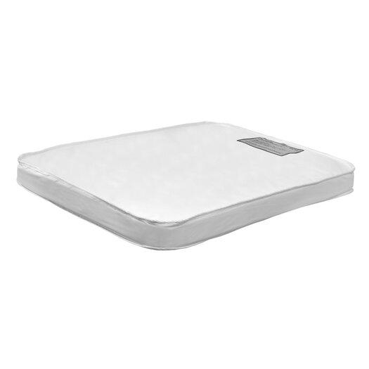 DaVinci Sleepwell Sunshine Mini Crib Universal Fit Waterproof 3-Inch Ultra Firm Mattress