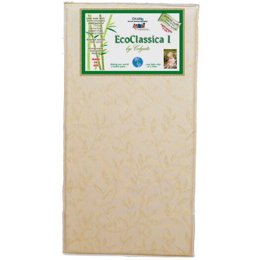 Colgate Shades Of Green EcoClassica I Crib Mattress