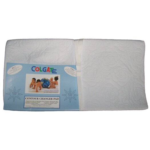 Colgate 3 - Sided Contour Changing Pad