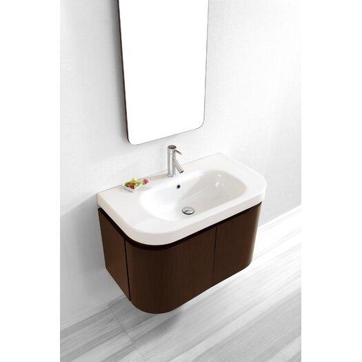 """Virtu Marvella 35.4"""" Single Bathroom Vanity Set"""