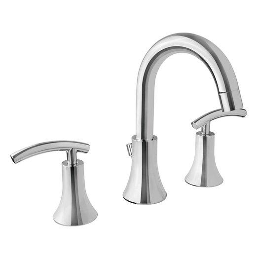 Virtu Athen Double Handle Widespread Faucet