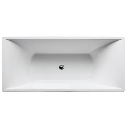 "Virtu Serenity 71"" x 32"" Bathtub"