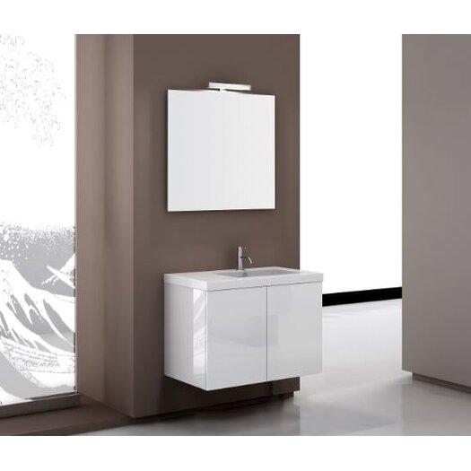 """Iotti by Nameeks Space 31.5"""" Footed Bathroom Vanity Set"""