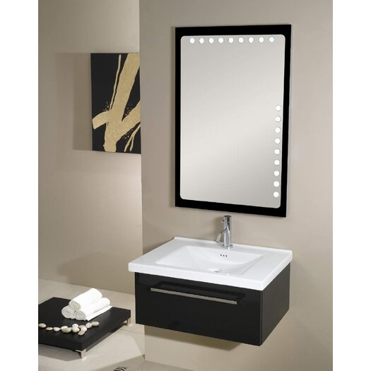 "Iotti by Nameeks Fly 28.7"" Bathroom Vanity Set"