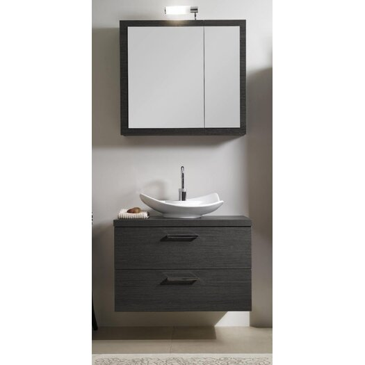 "Iotti by Nameeks Aurora 31"" Single A15 Bathroom Vanity Set"