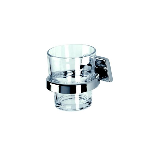 Geesa by Nameeks Standard Hotel Wall Mounted Tumbler Holder