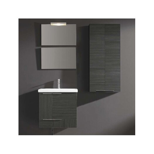 """Royo Bath by Nameeks Spazio Complete 24"""" Bathroom Vanity Set"""