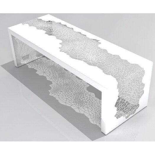 Hive Steel Bench
